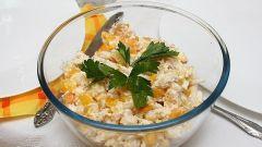 Как приготовить салат с ананасом и сыром