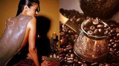 Обертывания для похудения с кофе и перцем