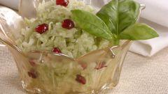 Полезный салат из редьки
