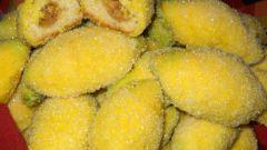 """Печенье """"Лимончики"""""""