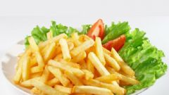 The best recipes of French fries