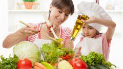 Почему полезно готовить вместе с детьми