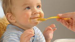 Суп из овсяных хлопьев для детей 9-12 месяцев
