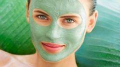 Как готовить маски из зеленой глины
