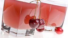 Как быстро сварить вишневый кисель