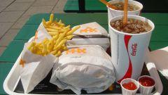 Чем опасно быстрое питание