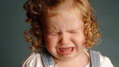 Как бороться с постоянными истериками ребенка