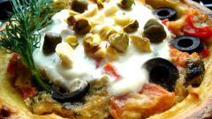 Рыба с овощами в картофельном горшочке