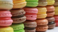 Французское печенье «макарон»