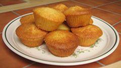 """Лимонные кексы """"К завтраку"""""""