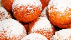 Как приготовить вкусные творожные пончики