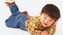 Как выбрать брюки ребенку до трех лет