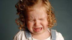 Что делать, если ребенок в 3 года закатывает истерики