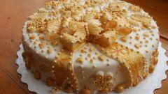 Рецепт торта из печенья и сгущенки