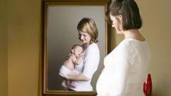 К чему снится беременность и роды