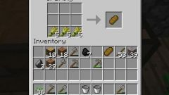 Как в игре minecraft сделать хлеб