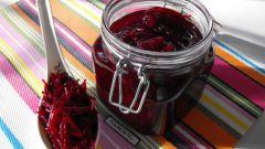 Рецепт маринованной свеклы на зиму
