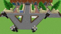 Как в игре Minecraft удалить выделенную территорию