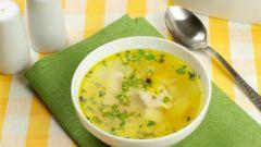Как приготовить суп с макаронами в мультиварке