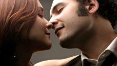 Как правильно целовать парня