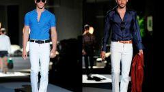 Как лучше носить мужские джинсы