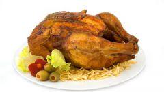 Как приготовить курицу целиком в мультиварке