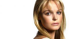 Макияж Кейт Босворт для разноцветных глаз