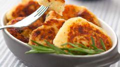 Как приготовить сырно-картофельные котлеты