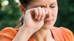 What to do if itchy eyes