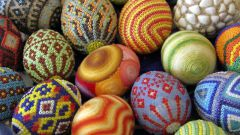 """Как сделать сувенир """"Пасхальное яйцо"""""""