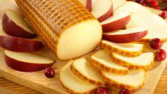 Что можно приготовить с колбасным сыром