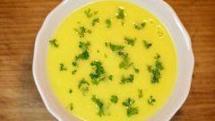 Как приготовить суп-пюре с тыквой и рисом