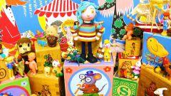 Как организовать хранение игрушек