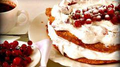 Как приготовить меренговый торт
