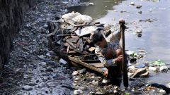 What are the most polluted sea in the world