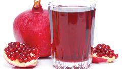 Почему нужно пить гранатовый сок