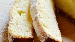 Как приготовить домашний кекс