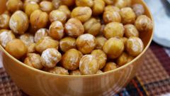 Than chickpeas is different from green peas