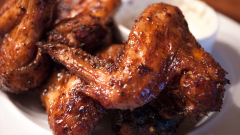 How to prepare tasty chicken wings