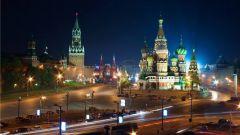 Как гулять по ночной Москве