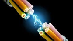Какова сила тока в сети
