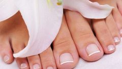 How to cure edema on foot