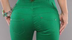 Какие выбрать джинсы с завышенной талией