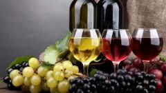 Than wine differ from the dry