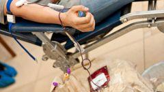Где сдать донорскую кровь в Москве