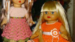 Как реставрировать кукле волосы