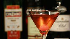 Как приготовить коктейли с вермутом