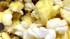 Польза и вред попкорна