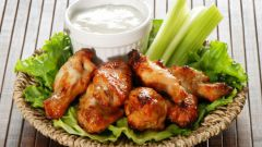 Marinade recipe for chicken wings