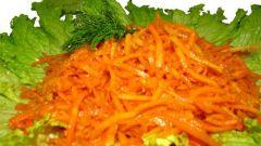Морковная закуска
